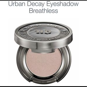 Urban Decay Breathless Eyeshadow